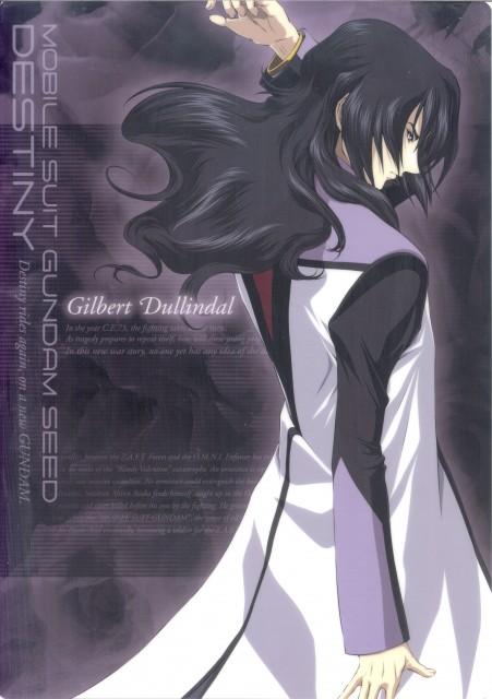 Sunrise (Studio), Mobile Suit Gundam SEED Destiny, Gilbert Durandal