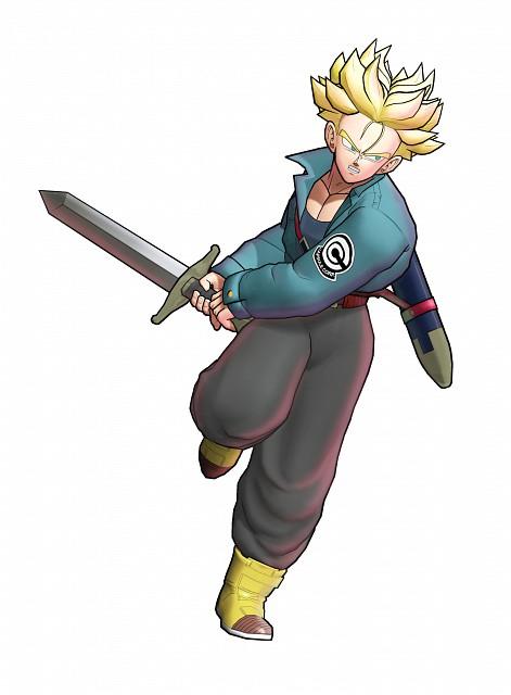 Akira Toriyama, Toei Animation, Dragon Ball, Super Saiyan Trunks