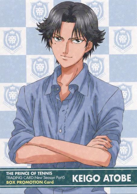 Takeshi Konomi, J.C. Staff, Prince of Tennis, Keigo Atobe, Trading Cards