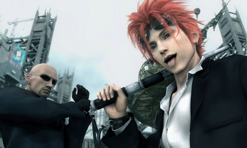Square Enix, Final Fantasy VII: Advent Children, Rude, Reno