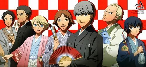 Anime International Company, Atlus, Shin Megami Tensei: Persona 4, Ryoutarou Doujima, Nanako Doujima