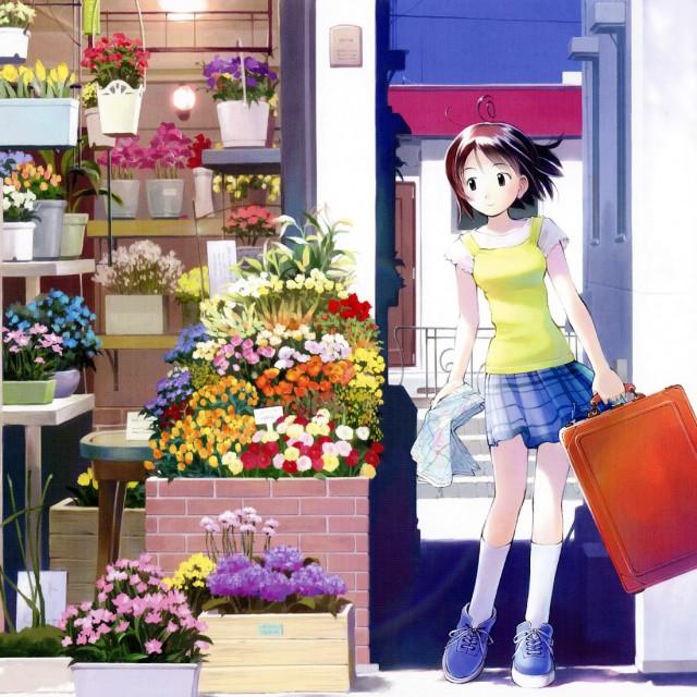 Kumichi Yoshizuki, J.C. Staff, Someday's Dreamers, Yume Kikuchi