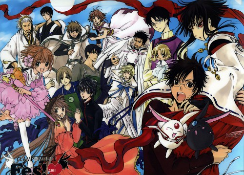 CLAMP, Wish, X, Kobato, GATE 7