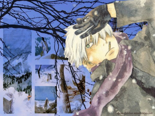 Yuki Urushibara, Artland, Mushishi, Ginko Wallpaper