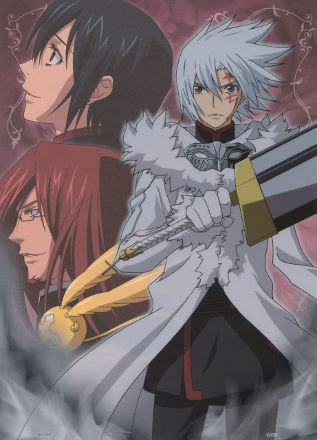 TMS Entertainment, D Gray-Man, Timcanpy, Crown Clown, Allen Walker