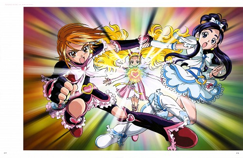 Toei Animation, Futari wa Precure, Akira Inagami Toei Animation Works, Cure White, Cure Black