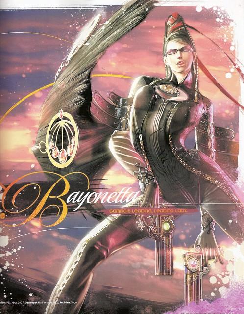 Sega, Platinum Games Inc., Bayonetta, Bayonetta (Character)