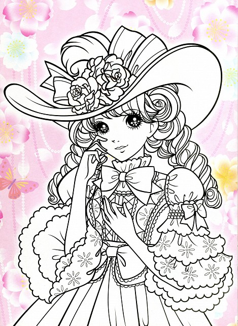 Sparkling Eyes Coloring Book, Coloring Book
