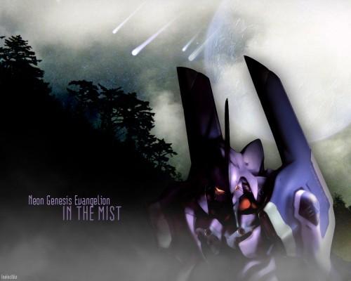 Yoshiyuki Sadamoto, Neon Genesis Evangelion Wallpaper