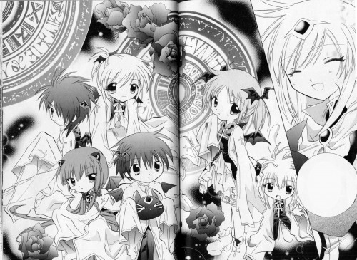 Kanan, Madhouse, Broccoli, Galaxy Angel, Lily C. Sherbet