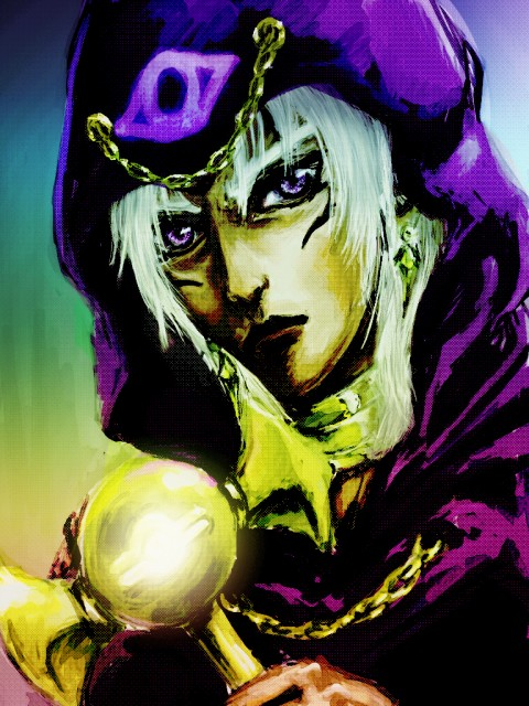 Yu-Gi-Oh! Duel Monsters, Marik Ishtar, Member Art