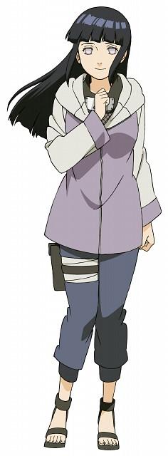 Studio Pierrot, Naruto, Hinata Hyuuga