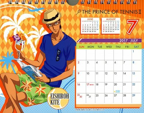 Takeshi Konomi, Production I.G, Prince of Tennis, Calendar