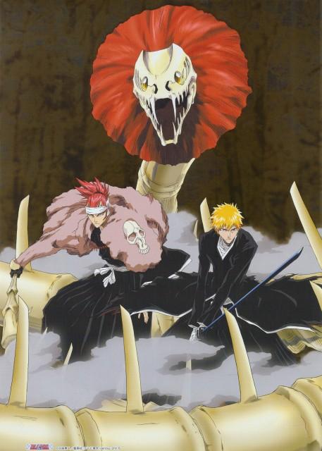 Studio Pierrot, Bleach, Ichigo Kurosaki, Renji Abarai