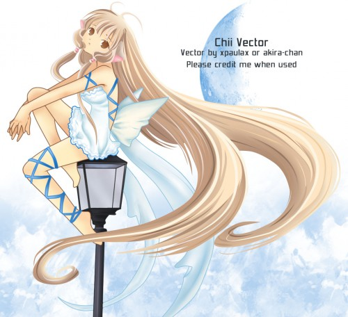CLAMP, Madhouse, Chobits, Chii, Vector Art