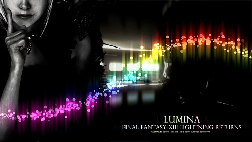Square Enix, Final Fantasy XIII, Lumina Wallpaper