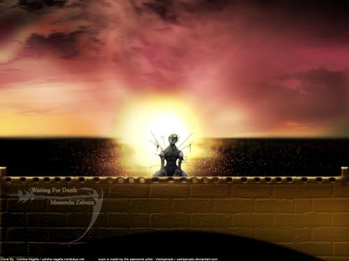 Masashi Kishimoto, Studio Pierrot, Naruto, Momochi Zabuza Wallpaper