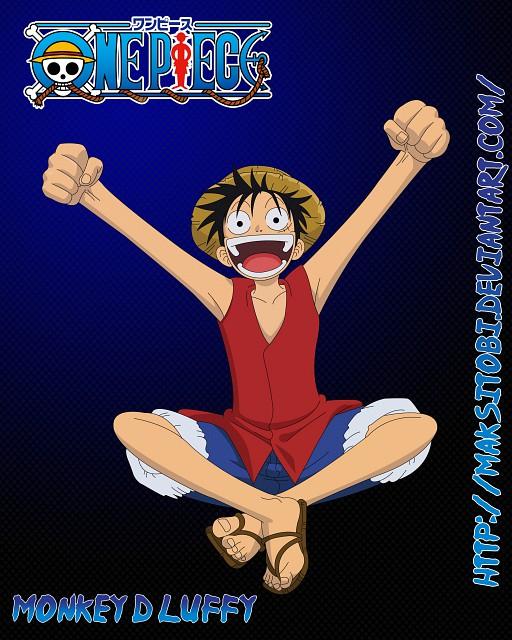 Eiichiro Oda, Toei Animation, One Piece, Monkey D. Luffy, Colorizations