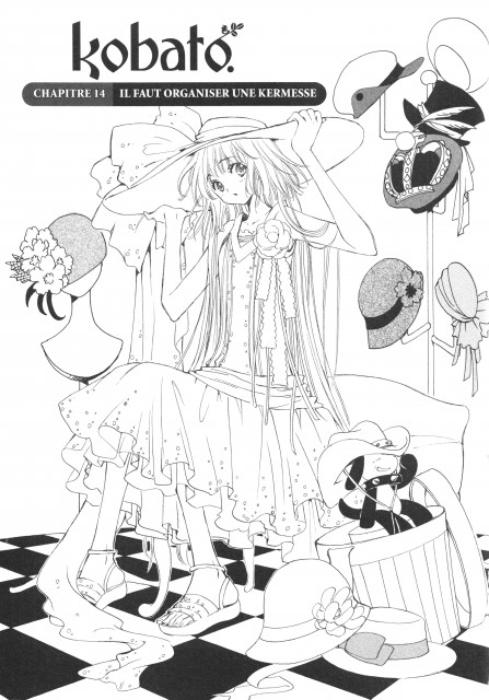 CLAMP, Madhouse, Kobato, Kobato Hanato