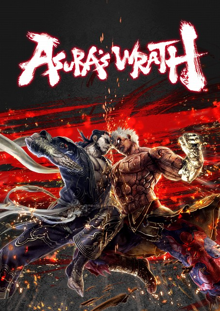 Capcom, Asura's Wrath, Yasha (Asura's Wrath), Asura (Asura's Wrath)