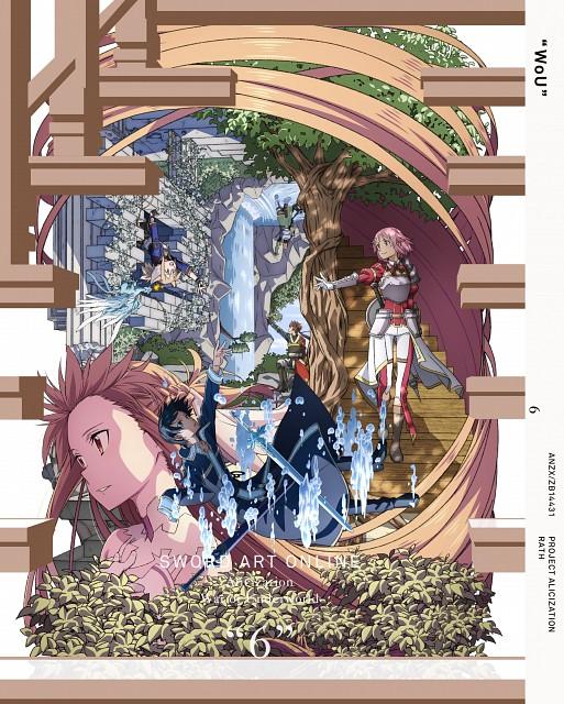 Abec, A-1 Pictures, Sword Art Online, Andrew Gilbert Mills, Rika Shinozaki