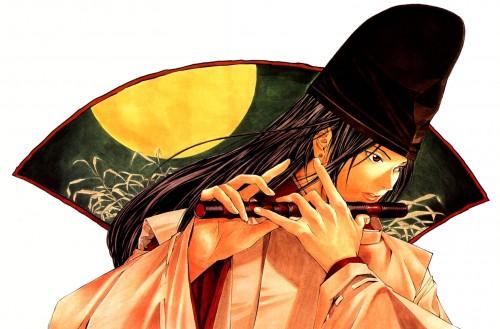 Takeshi Obata, Hikaru no Go, Sai - Hikaru no Go Illustrations, Fujiwara no Sai