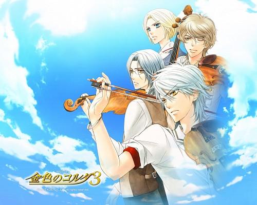Yuki Kure, Koei, Kiniro no Corda 3, Daichi Sakaki, Haruto Mizushima