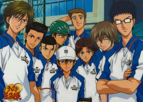 Takeshi Konomi, J.C. Staff, Prince of Tennis, Shuichiro Oishi, Kaoru Kaidoh