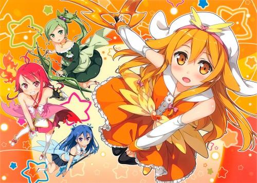 Kantoku, Shaft (Studio), Magical Suite Prism Nana, Mako Hiiragi, Itaru Washioka