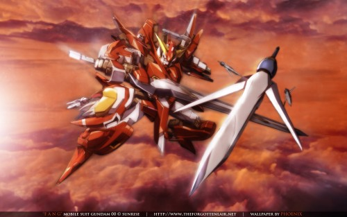 Sunrise (Studio), Mobile Suit Gundam 00, Ali Al-saachez, Michael Trinity Wallpaper