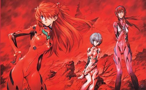 Yoshiyuki Sadamoto, Khara, Gainax, Neon Genesis Evangelion, Carmine