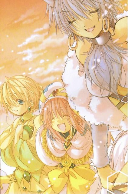 Rei Izumi, Bee Train, .hack//Legend of the Twilight, Ouka (Legend of the Twilight), Hotaru (Legend of the Twilight)