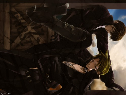 Yukino Ichihara, Studio DEEN, 07-Ghost, Frau, Castor Wallpaper
