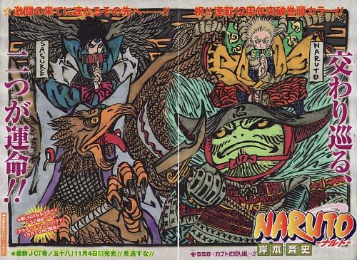 Masashi Kishimoto, Naruto, Sasuke Uchiha, Naruto Uzumaki, Shonen Jump