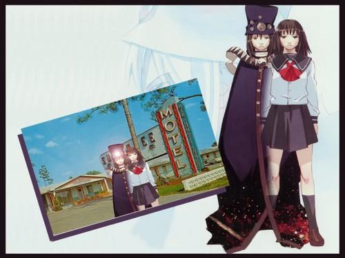 Kouji Ogata, Madhouse, Boogiepop Phantom, Toka Miyashita, Boogiepop Wallpaper