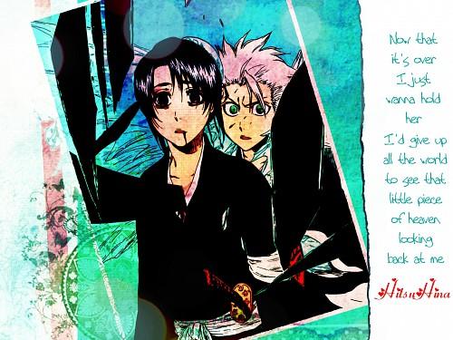 Kubo Tite, Studio Pierrot, Bleach, Momo Hinamori, Toshiro Hitsugaya Wallpaper