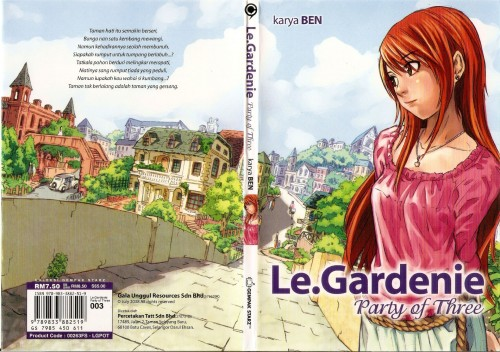 Ben Wong, Le.Gardenie