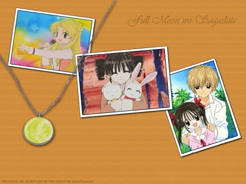 Arina Tanemura, Studio DEEN, Full Moon wo Sagashite, Full Moon (Character), Eichi Sakurai Wallpaper