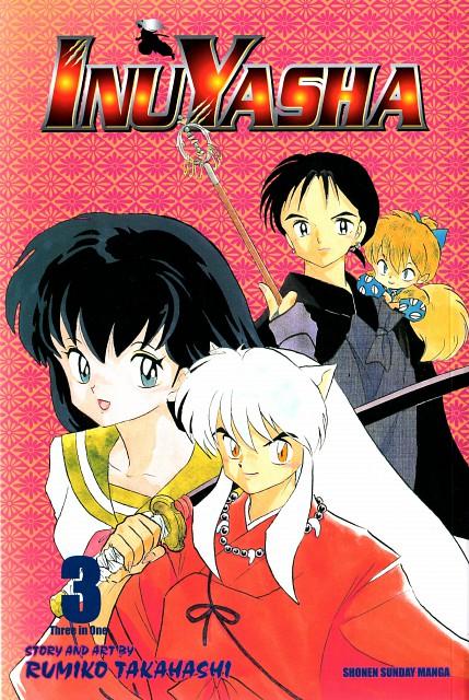 Rumiko Takahashi, Sunrise (Studio), Inuyasha, Inuyasha (Character), Miroku