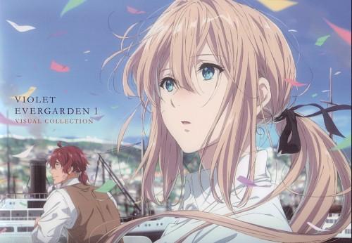 Akiko Takase, Kyoto Animation, Violet Evergarden, Violet Evergarden (Character), Claudia Hodgins