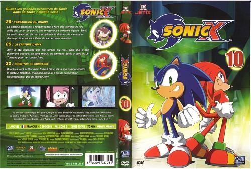 TMS Entertainment, Sega, SONIC Series, Amy Rose, Doctor Ivo Robotnik