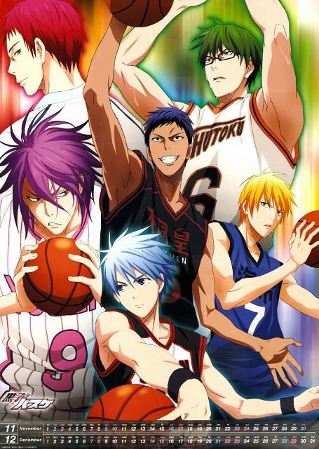 Tadatoshi Fujimaki, Production I.G, Kuroko no Basket, Daiki Aomine, Ryouta Kise
