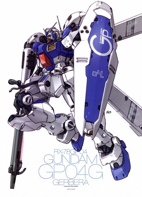 Mika Akitaka, Sunrise (Studio), Mobile Suit Gundam - Universal Century, Mobile Suit Gundam 0083