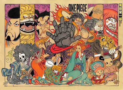 Eiichiro Oda, Toei Animation, One Piece, Tony Tony Chopper, Sanji