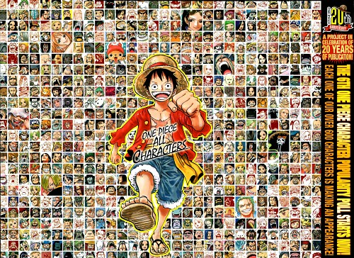 Eiichiro Oda, Toei Animation, One Piece, Monkey D. Luffy, Shonen Jump