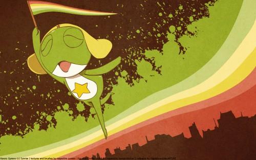Mine Yoshizaki, Keroro Gunsou, Keroro Wallpaper