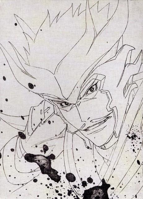 Production I.G, Capcom, Sengoku Basara, Nobunaga Oda (Sengoku Basara)