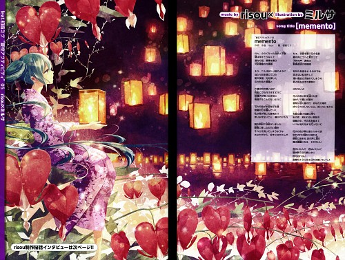 Mirusa, Vocaloid, Miku Hatsune, MIKU-Pack