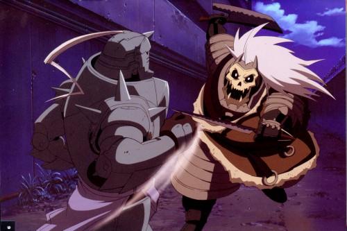 Hiromu Arakawa, BONES, Fullmetal Alchemist, Alphonse Elric, Barry The Chopper
