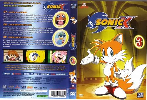 TMS Entertainment, Sega, Sonic Series, Doctor Ivo Robotnik, Amy Rose